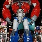 Comic-Con 2012 Optimus Prime