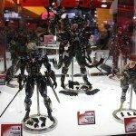 Comic-con 2012 Metal Gear Action Figures