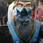 Comic-Con 2012 Sub-Zero