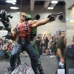 Comic Con 2012 Duke Nukem