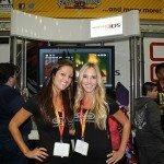 Comic-Con 2012 The Nintendo Girls