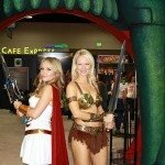 Comic-Con 2012 She-Ra's