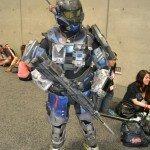 Comic-Con 2012 Halo Spartan