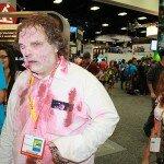 Comic-Con 2012 Zombie!