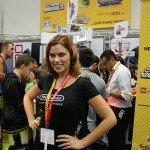 Comic-Con 2012 Nintendo Booth Babe