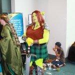 Comic-Con 2012 Fiona