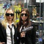 Comic-Con 2012 Women in Black