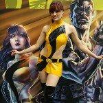 Comic-Con 2012 Silk Spectre from Watchmen