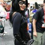 Comic-Con 2012 Cute Catwoman
