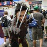Comic-Con 2012 Wolverine