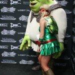 Comic-Con 2012 Shrek The Ladies Man