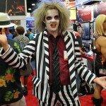 Comic-Con 2012 Beetlejuice