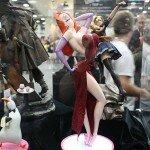 Comic-Con 2012 Jessica Rabbit Statue