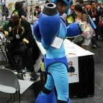 Comic-Con 2012 Mega Man