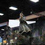 Comic-Con 2012 Gandolf Statue