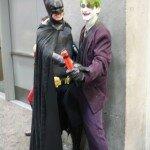 Comic-Con 2012 Batman and Joker
