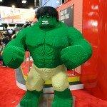 Comic-Con 2012 Lego Hulk!