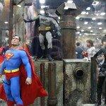 Comic-Con 2012 DC Statues