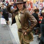Comic-Con 2012 Female Indiana Jones