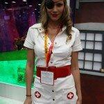 Comic-Con 2012 Naughty Nurse