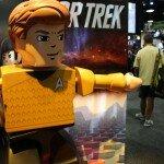 Comic-Con 2012 Lego Star Trek