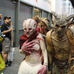 Comic-Con 2012 Monsters of the Con