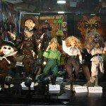 Comic-con 2012 Dolls