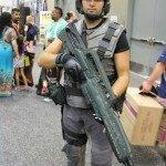 Comic-Con 2012 Starship Troopers