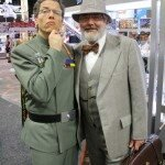 Comic-Con 2012 Henry Jones, Sr.