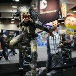 Comic-Con 2012 Predator!