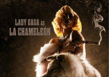 Lady Gaga Machete Kills Poster