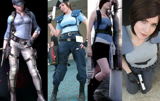 Resident Evil Cosplay: Jill Valentine