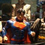 SDCC 2013 - DC Statues