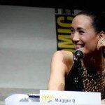 SDCC 2013 - Divergent - Maggie Q