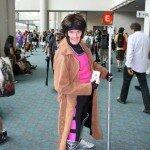 SDCC 2013 - Gambit cosplay