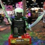 SDCC 2013 - Legos