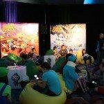 SDCC 2013 - Nintendo Lounge -