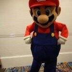 SDCC 2013 - Nintendo Lounge Mario