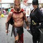 SDCC 2013 - Spartan