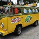 SDCC 2013 - TMNT Van