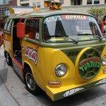 SDCC 2013 - TMNT Van - 2