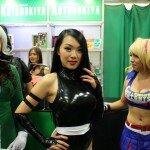 SDCC 2013 - Vampy Bit Me Psylocke Cosplay - 2