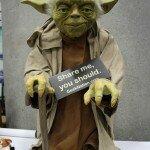 SDCC 2013 - Yoda