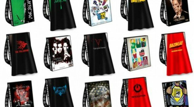 SDCC 2013: WB Unveils Comic-Con Super Bags