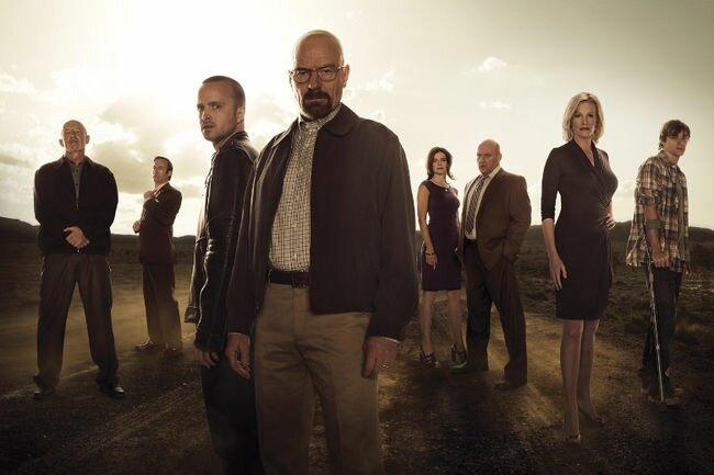 Cast of Breaking Bad