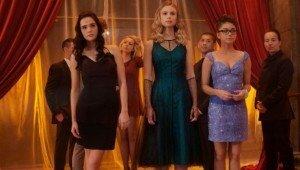 Vampire Academy Cast Sinks Its Teeth Into New York Comic-Con