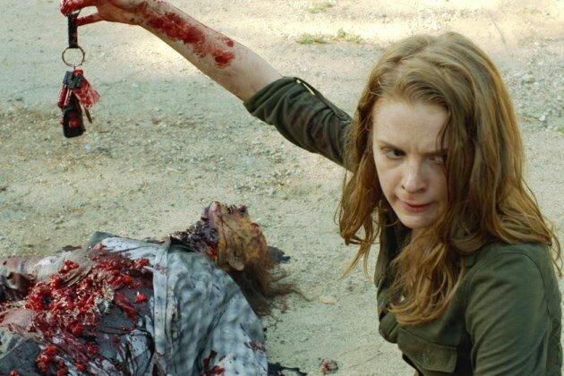 Watch the Walking Dead Season 4 Webisodes The Oath