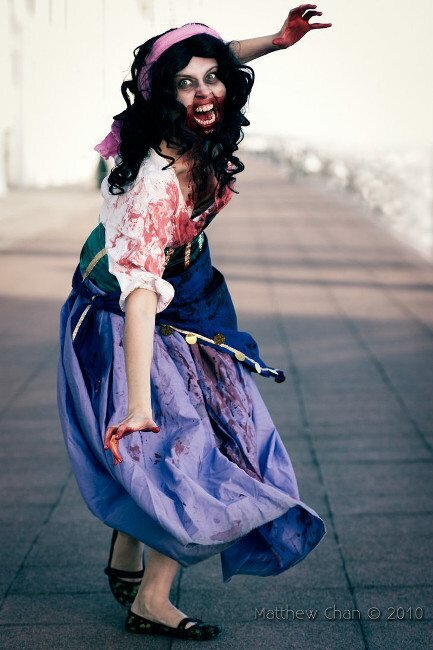 zombie-esmeralda-cosplay