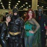 Comikaze - Catwoman Batman Ivy