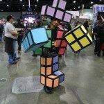 Comikaze - Tetris Cosplay